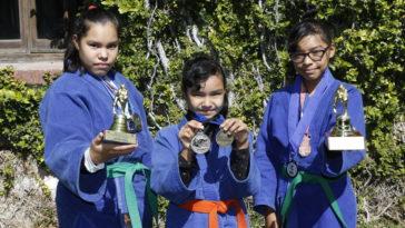 Las chicas destacaron el el Panamericanos de Judo celebrado en Guadalajara.