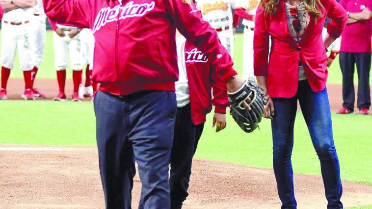 UNIFICACIÓN. El objetivo del Presidente es que todos los organismos oficiales trabajen en conjunto por el bien del beisbol mexicano.